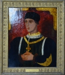 Portrait of Henry VI, as displayed at Hatfield House